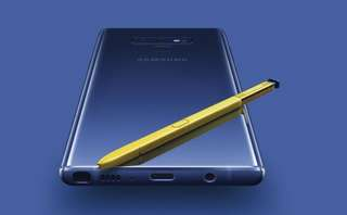 Samsung Note 9 512GB (Blue)