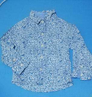 Gingersnaps floral long sleeves
