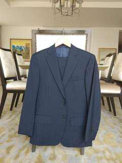Original ASCOT CHANG Suits for Men Jacket and Pants