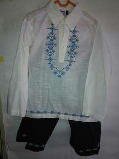 Pakaian Muslim Baju Koko Boy