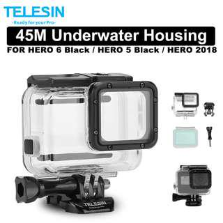 🚚 Telesin 45m underwater housing for Hero 6 Hero 5 Hero 2018