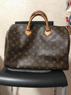 Louis Vuitton Speedy 35 Preloved