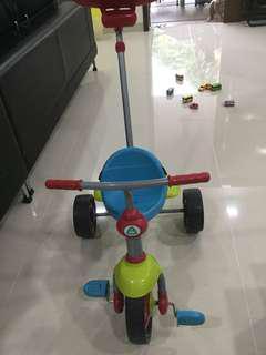 Toddler Tricycle Trike ELC