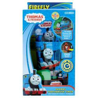 只餘少量! Thomas & Friends Train Timer Toothbrush Gift Set (Stock available now! Direct from U.K.) 湯瑪仕火車牙刷套裝 (現貨 - 英國直送)