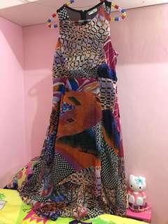 Ext Dress
