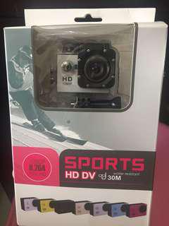 Camera go pro sport