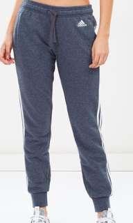 Adidas 3-Stripes closed hem slim pants