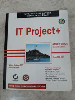 It Project + Study Guide by William Heldman