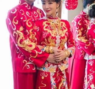 chinese wedding dress