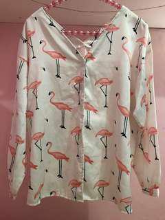 Silk Flaminggo