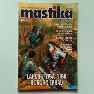 Mastika (Mei 2000)