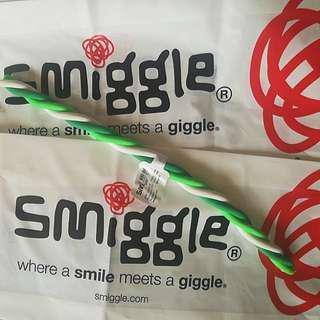 Smiggle Jelly Twist Eraser