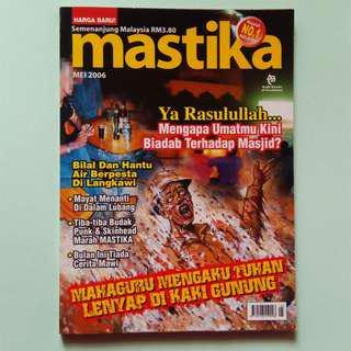 Mastika (Mei 2006)