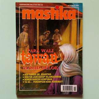 Mastika (Nov 2002)