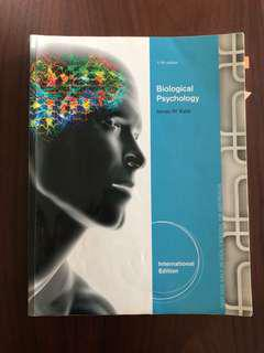 Biological Psychology (11th edition)