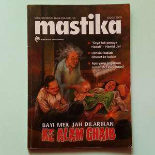 Mastika (Ogos 2000)