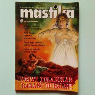 Mastika (Oktober 2000)