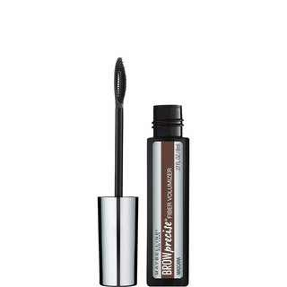 Brow Precise Fiber Volumizer Mascara - DEEP BROWN
