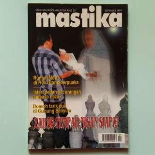 Mastika (Sep 1999)