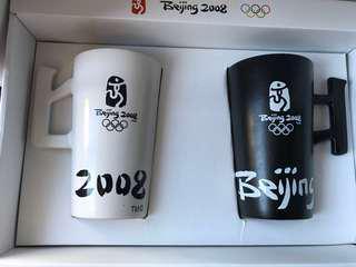 2008 北京奧運水杯