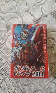 Gundam trump card 2014