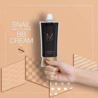 Merrezca snail smooth pore BB cream