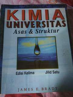 Kimia Universitas