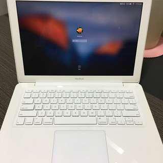 MacBook 2010 HHD+SSD