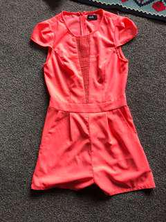 Dotti pink jumpsuit