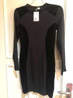 Dress Body Fit H&M original