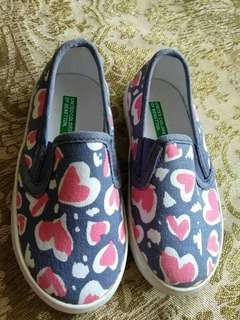 Preloved Benetton shoes