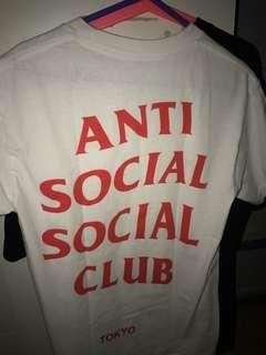 Anti Social Social Club Tokyo
