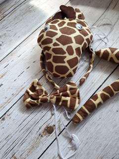 Giraffe Headband (with tail) #list4sb