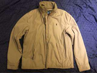 Palph Lauren POLO 防風鋪棉外套 僅購買時試穿,原價6千多 Size:L 售:3300