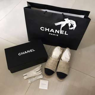 Fast Deal! Chanel Espadrilles