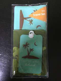 旅行証件套