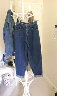 Giorgio Armani vintage mom jeans 6 // Levi's // Mom Jeans // 501 // Universal Store // I am Gia // Denim co // Beginning Boutique