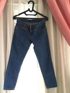 Celana jeans darkblue