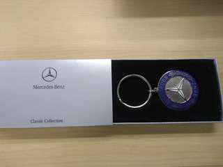 Mercedes-Benz classic collection keychain