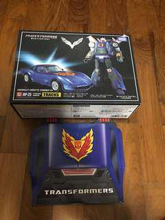 Transformers Masterpiece MP25 Tracks MISB