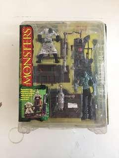 Mc Farlane Toys Monsters Frankenstein Playset