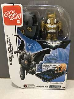 Mattel AppTivity Riot Cannon Batman