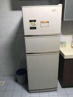 Used but good working condition fridge for clearance