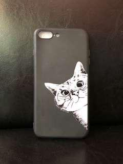 Cat Case for iPhone 7 Plus/ iPhone 8 Plus