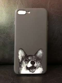 Corgi Case for iPhone 7 Plus/ iPhone 8 Plus
