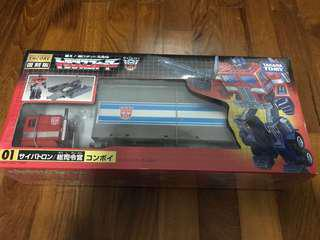 Transformers Encore 1 Optimus Prime MISB