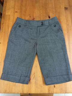 🚚 ESPRIT 西裝款帥氣馬褲
