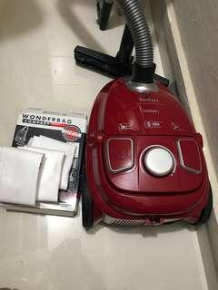 Tefal Vacuum Cleaner Compacteo Ergo 1900W