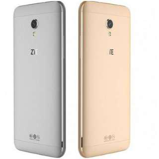 FREE BLUETOOTH! BRAND NEW SEALED IN BOX ZTE Blade V7 Lite 4G LTE Golden OR Grey Dual Sim With Warranty Android 16GB Phone Mobile HP V 7