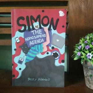 Simon vs. the Homosapiens Agenda by Becky Albertalli